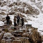 7 Irake pacanai tusinasi pusnuogiai