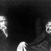 Niels Bohr and Albert Einstein, 1925