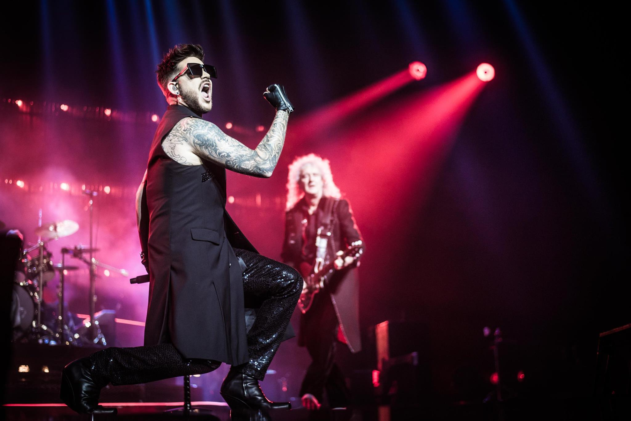 2017 11 17 Queen + Adam Lambert | Žalgirio Arena