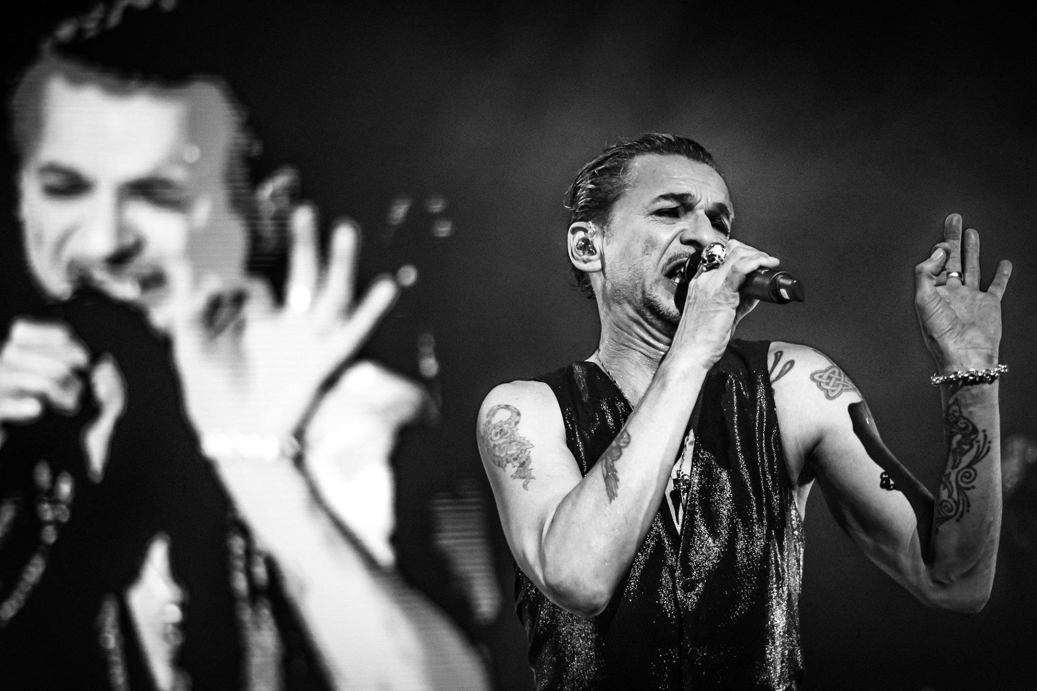 2018 02 22 Depeche Mode Vilniuje
