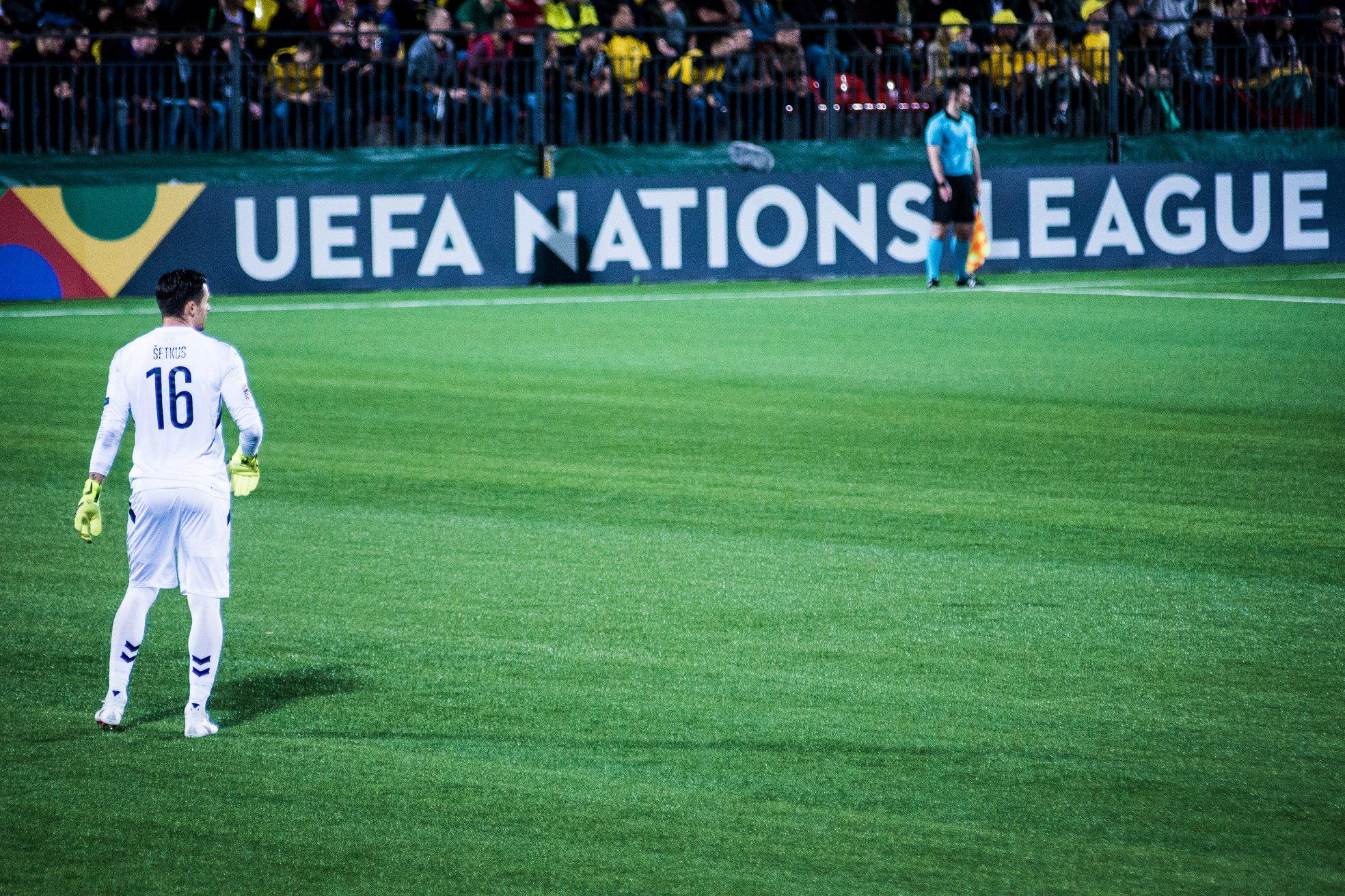 2019 09 07 Futbolas: LIETUVA - SERBIJA 0:1