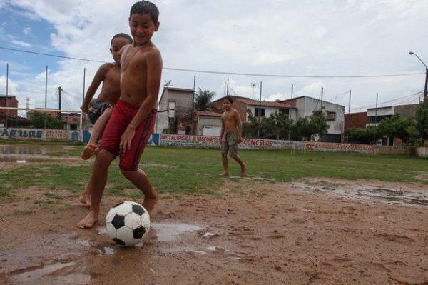Children-Football