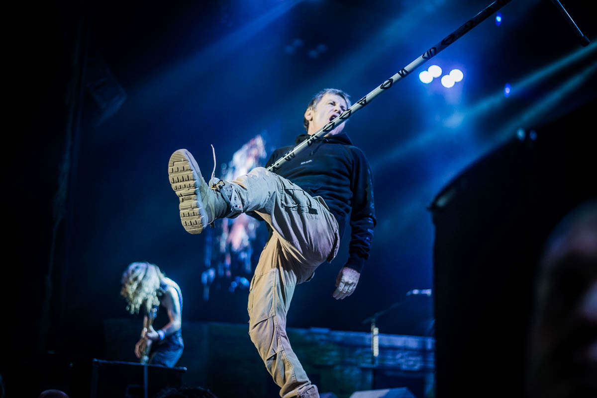 2016 06 23 Iron Maiden @ Žalgirio Arena, Kaunas