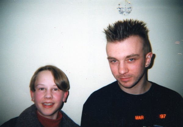 Morandis ir Mamontovas. Minus devyniolika. (asm. archyvo nuotr.)